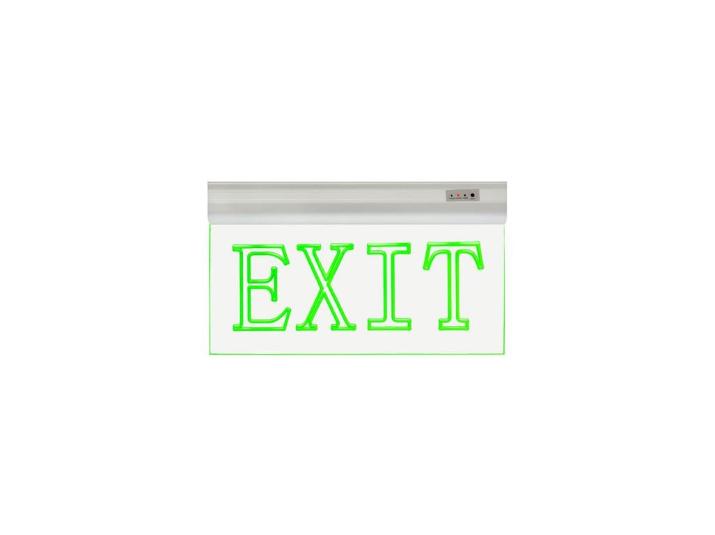 HOROZ NO EXIT LED 1,5W 50lm 90min